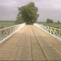 Міст Корост-одринки